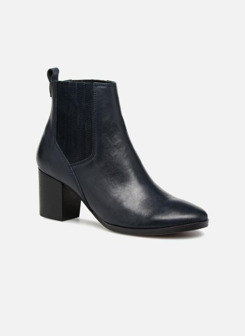 Bottines et boots Georgia Rose Sandrine Soft Bleu vue détail/paire
