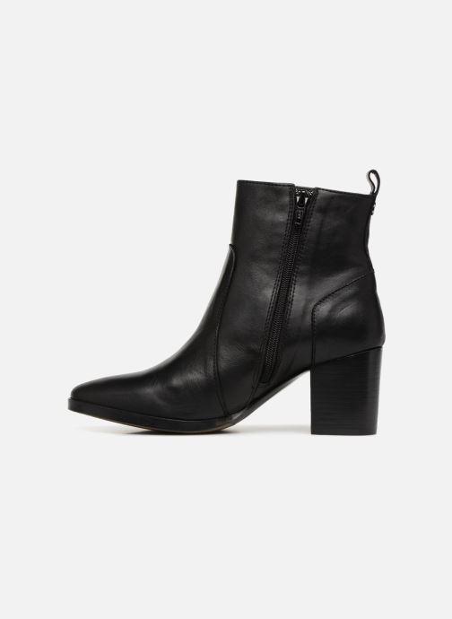 Bottines et boots Georgia Rose Sylvy Soft Noir vue face