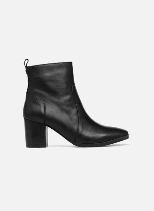 Bottines et boots Georgia Rose Sylvy Soft Noir vue derrière