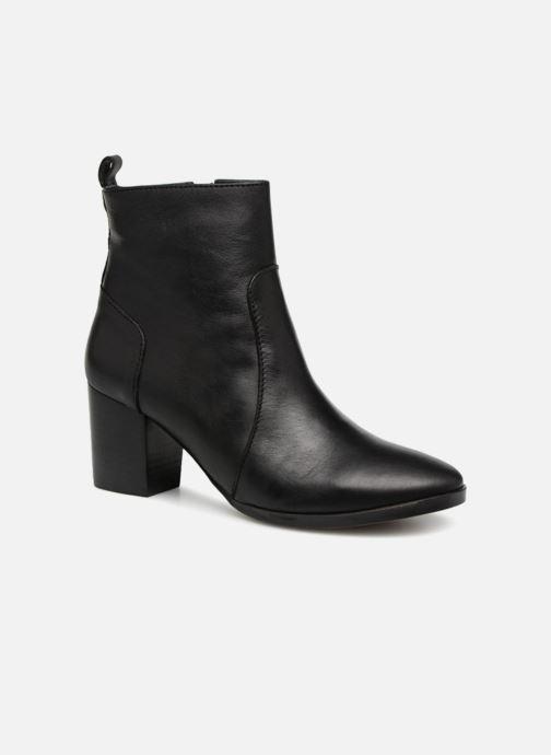 Bottines et boots Georgia Rose Sylvy Soft Noir vue détail/paire