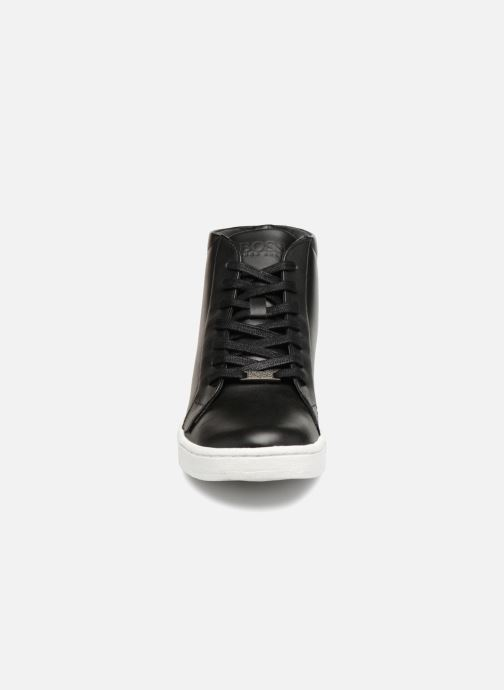 Baskets BOSS Braxton Noir vue portées chaussures