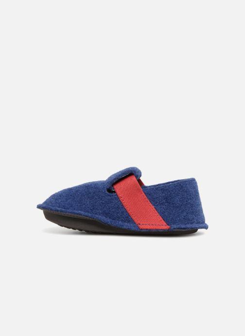 Pantoffels Crocs Classic Slipper K Blauw voorkant