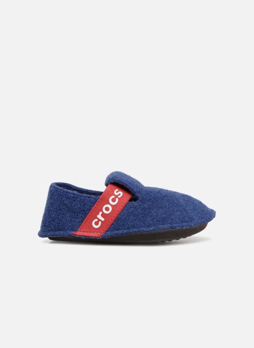 Hjemmesko Crocs Classic Slipper K Blå se bagfra
