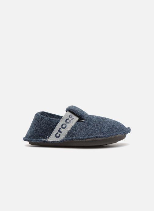 Pantoffels Crocs Classic Slipper K Grijs achterkant