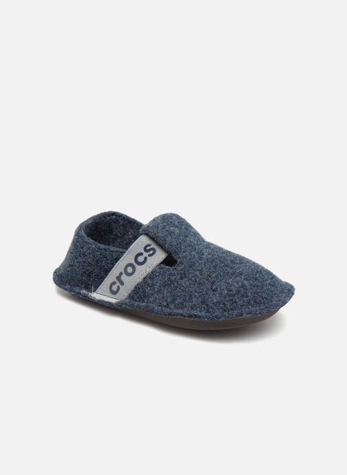 Chaussons Crocs Classic Slipper K Gris vue détail/paire