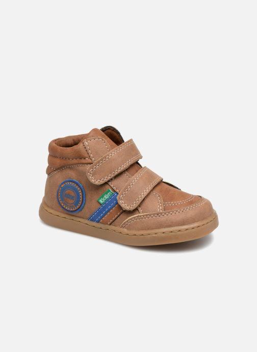 Sneakers Kickers Denis Bruin detail