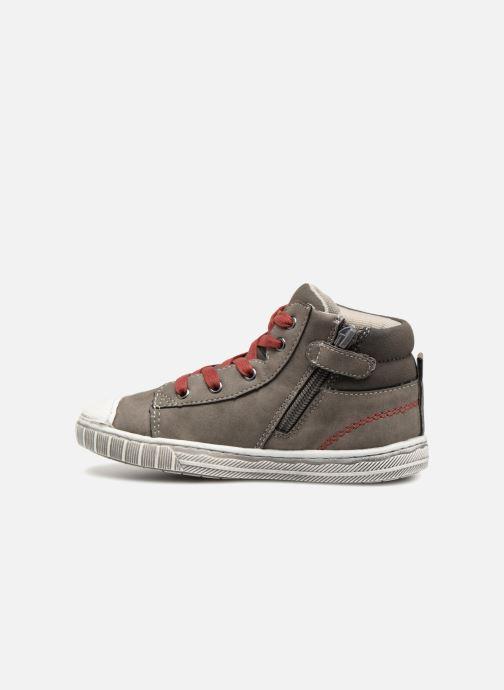 Sneakers Kickers Bumpy Grå bild från framsidan