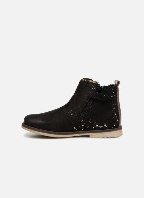 Boots en enkellaarsjes Kickers Moon 2 Zwart voorkant