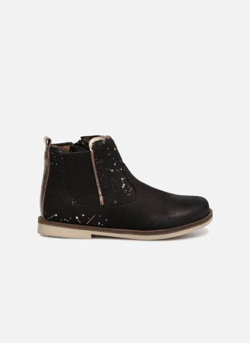 Boots en enkellaarsjes Kickers Moon 2 Zwart achterkant