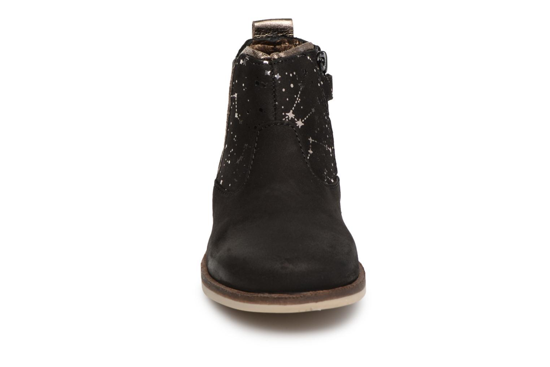 Stiefeletten & Boots Kickers Moon 2 schwarz schuhe getragen