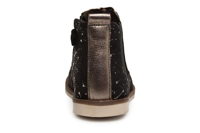 Stiefeletten & Boots Kickers Moon 2 schwarz ansicht von rechts