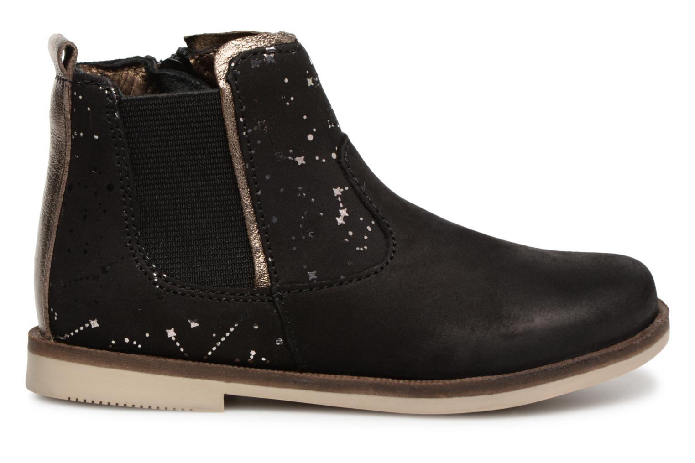 Stiefeletten & Boots Kickers Moon 2 schwarz ansicht von hinten