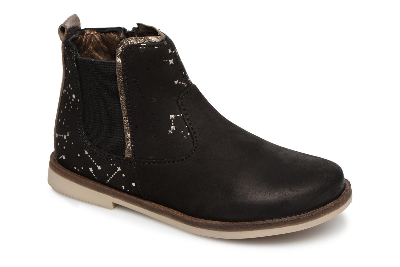 Stiefeletten & Boots Kickers Moon 2 schwarz detaillierte ansicht/modell