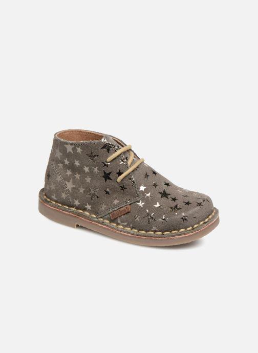 3f55d5cc8a1 Kickers Kono (Grijs) - Boots en enkellaarsjes chez Sarenza (336484)