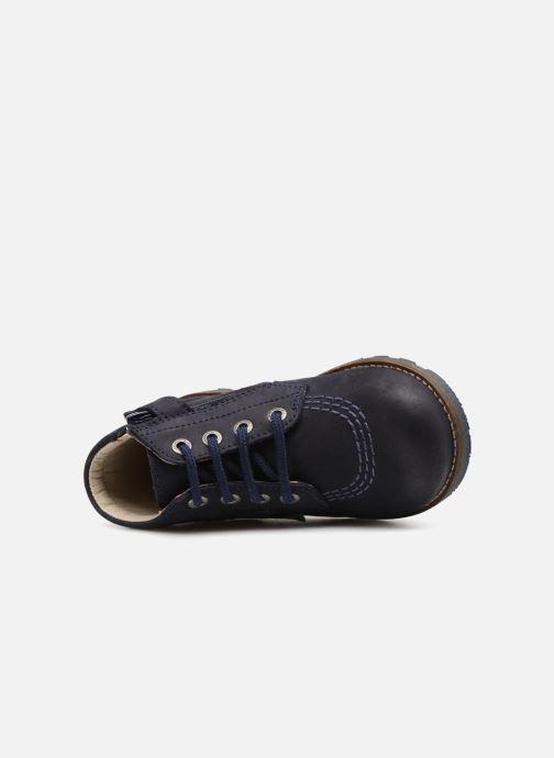 68bcb40937b17 Kickers Nonoklick (Bleu) - Bottines et boots chez Sarenza (336489)