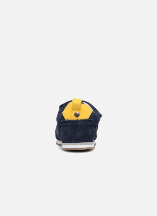 Sneakers Kickers Carillon BB Azzurro immagine destra