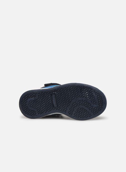 Sneakers Kickers Bilbon BB Mid Blauw boven