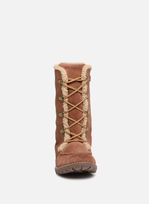 Laarzen Kickers Uzik Bruin model