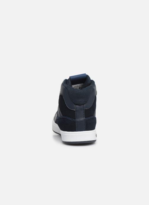 Sneaker Kickers Gready Mid Cdt blau ansicht von rechts