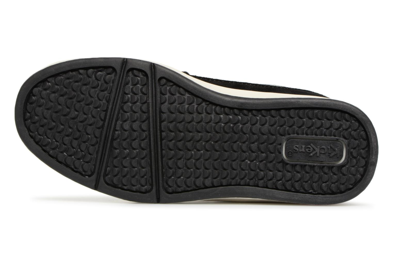 Sneakers Kickers Gready Mid Cdt Svart bild från ovan