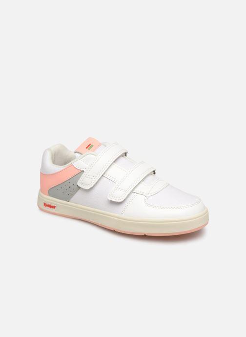 Sneakers Kickers Gready Low Cdt Wit detail
