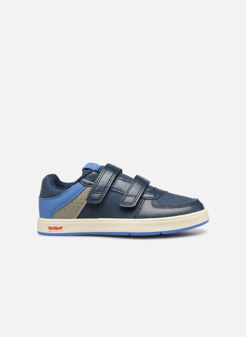 Sneakers Kickers Gready Low Cdt Azzurro immagine posteriore