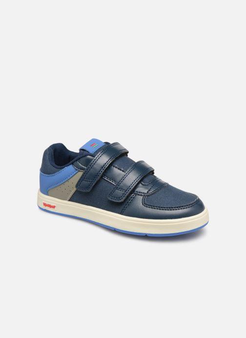 Sneakers Kickers Gready Low Cdt Azzurro vedi dettaglio/paio