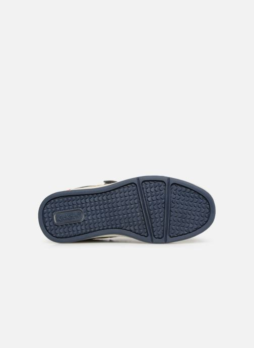 Sneakers Kickers Gready Low Cdt Grijs boven