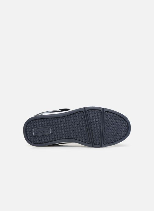 Sneakers Kickers Gready Low Cdt Blauw boven