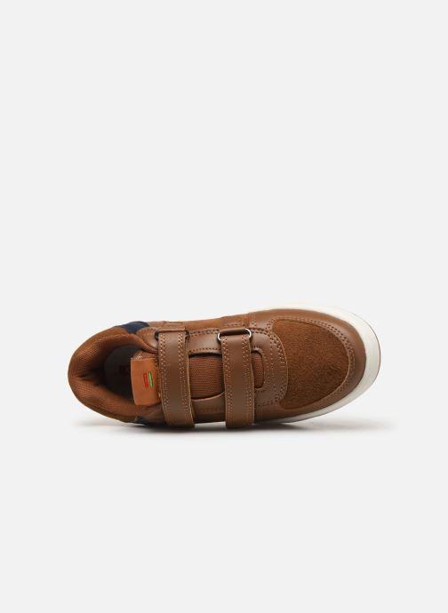 Sneakers Kickers Gready Low Cdt Bruin links