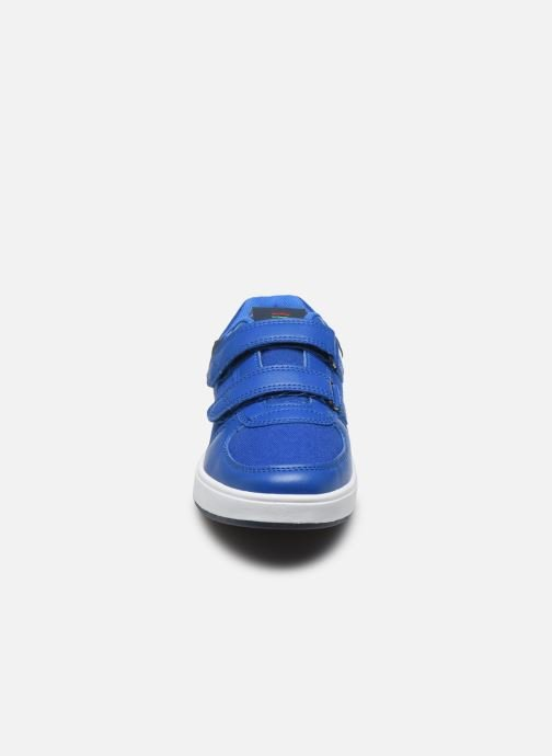 Deportivas Kickers Gready Low Cdt Azul vista del modelo