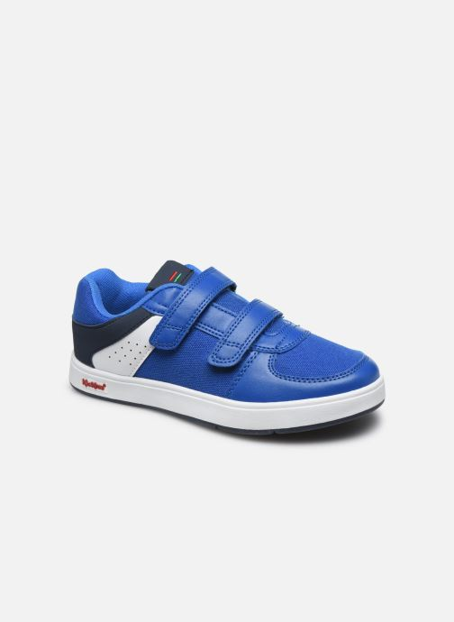 Deportivas Kickers Gready Low Cdt Azul vista de detalle / par