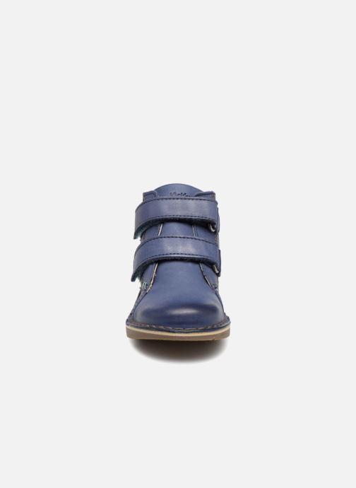 Boots en enkellaarsjes Kickers Wazzup Blauw model