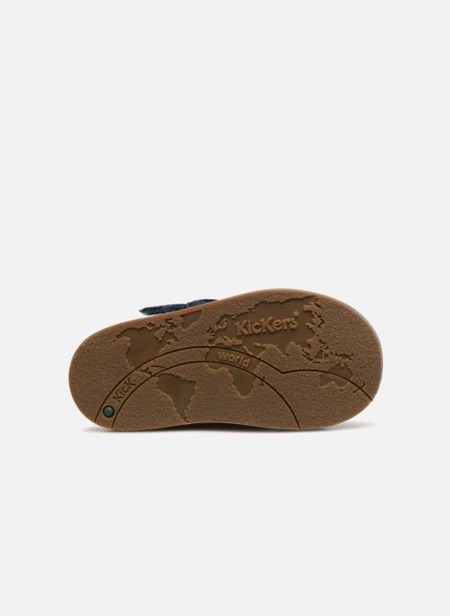Boots en enkellaarsjes Kickers Wazzup Blauw boven