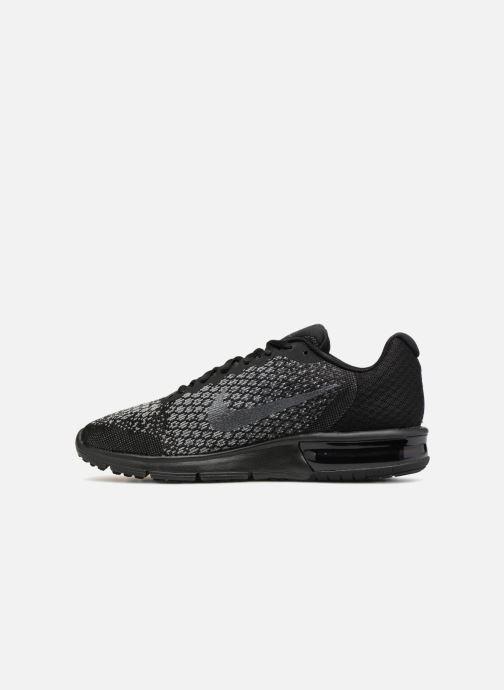 Nike NIKE AIR MAX SEQUENT 2 (Zwart) Sneakers chez Sarenza