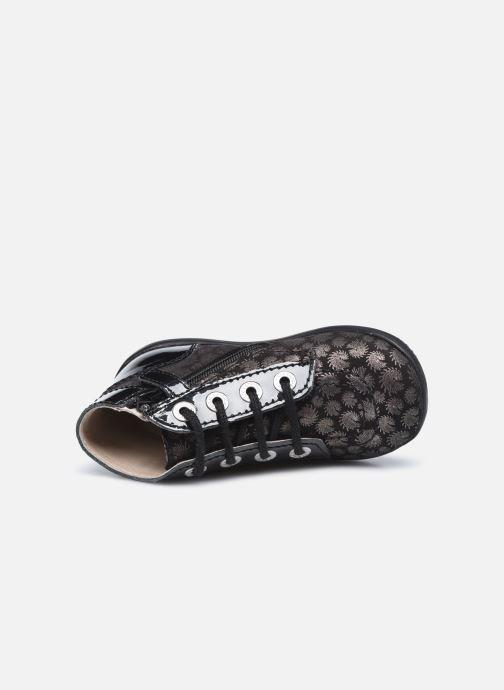 Bottines et boots Kickers Bonzip Noir vue gauche