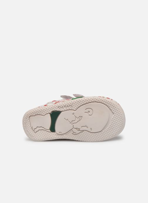 Boots en enkellaarsjes Kickers Billy Velk Wit boven