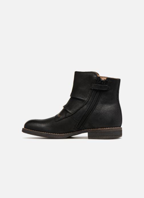 Boots en enkellaarsjes Kickers Smatchy Zwart voorkant