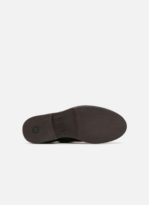 Bottines et boots Kickers Smatchy Noir vue haut