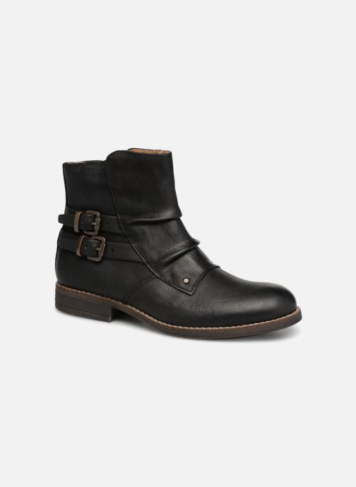 Boots en enkellaarsjes Kickers Smatchy Zwart detail