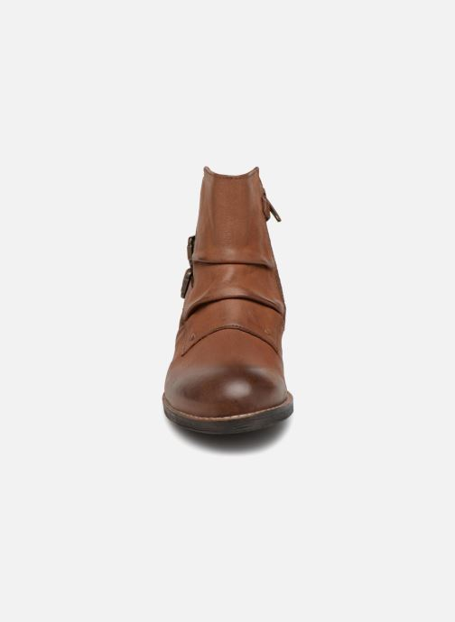 Boots en enkellaarsjes Kickers Smatchy Bruin model