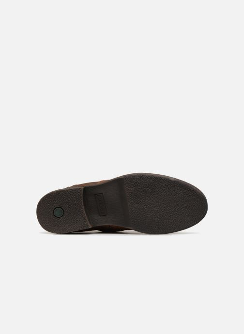 Boots en enkellaarsjes Kickers Smatchy Bruin boven