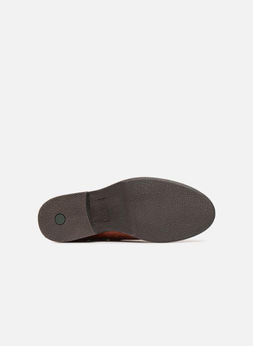 Stiefeletten & Boots Kickers Smad rot ansicht von oben