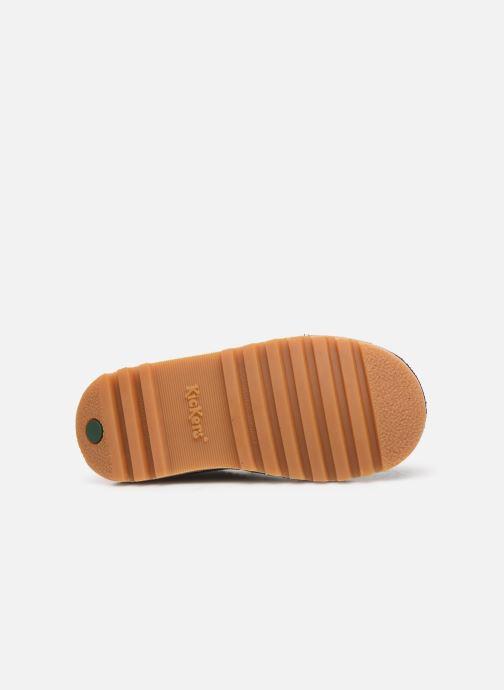 Boots en enkellaarsjes Kickers Neovelcro Paars boven