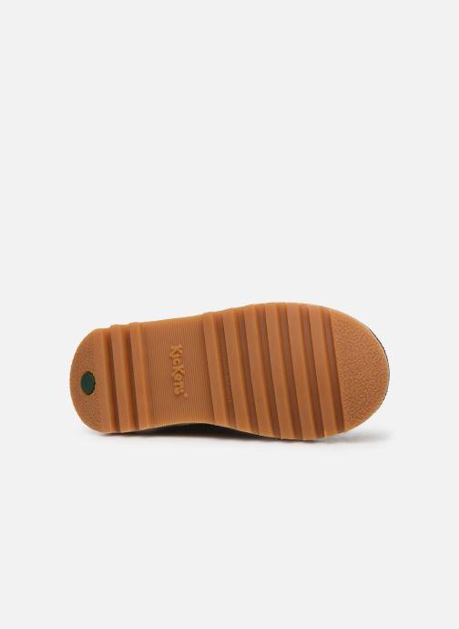 Boots en enkellaarsjes Kickers Neovelcro Groen boven