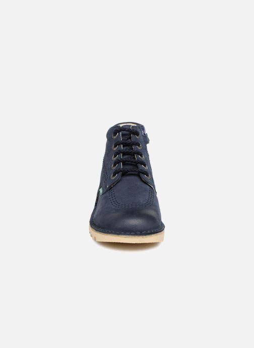 Stiefeletten & Boots Kickers Neorallyz blau schuhe getragen