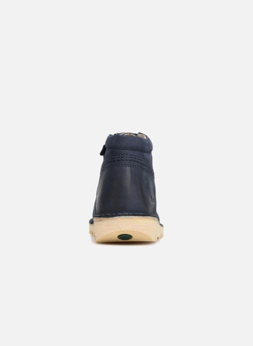 Stiefeletten & Boots Kickers Neorallyz blau ansicht von rechts