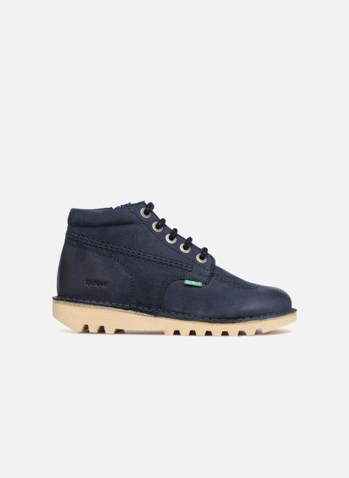 Stiefeletten & Boots Kickers Neorallyz blau ansicht von hinten