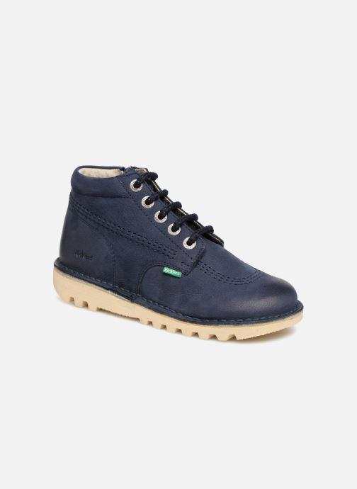 Stiefeletten & Boots Kickers Neorallyz blau detaillierte ansicht/modell
