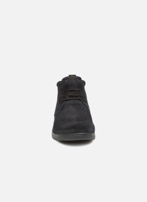Bottines et boots Stonefly Space Man 11 Bleu vue portées chaussures
